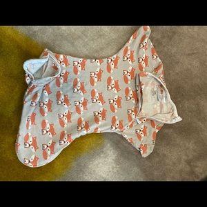 Zipadee zip - fox print